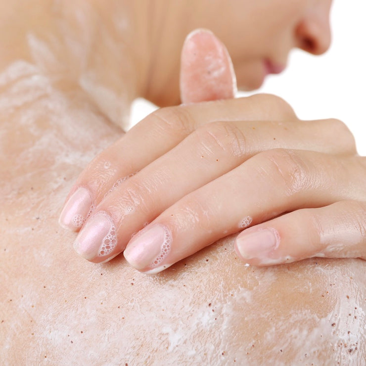 EXFOLIATING BODY SMOOTHER