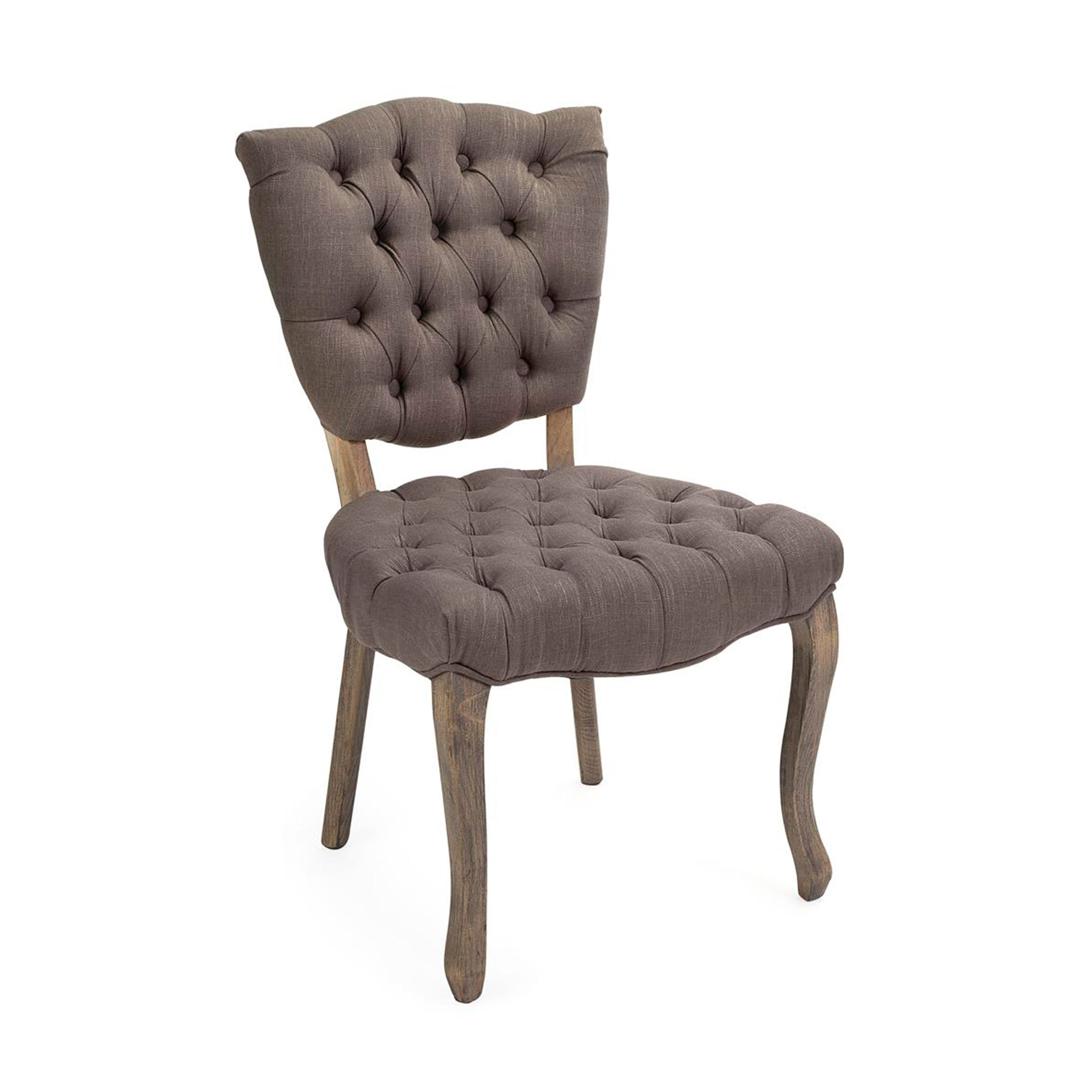 Silla Ocasional Addison Tufted