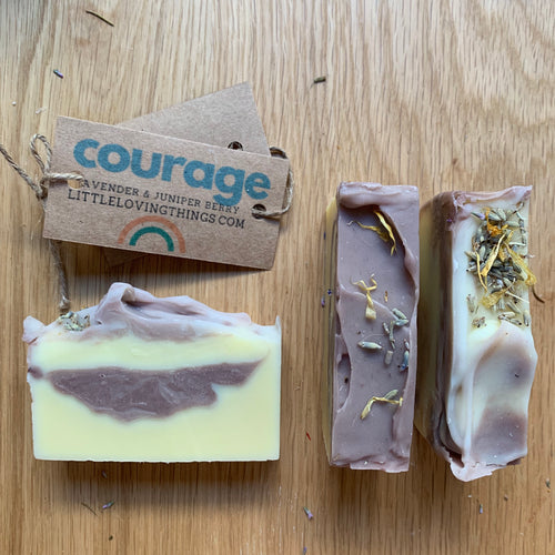 Courage - Lavender Juniper