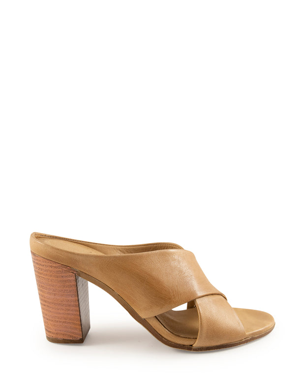 ALLY - Cross Strap Heel