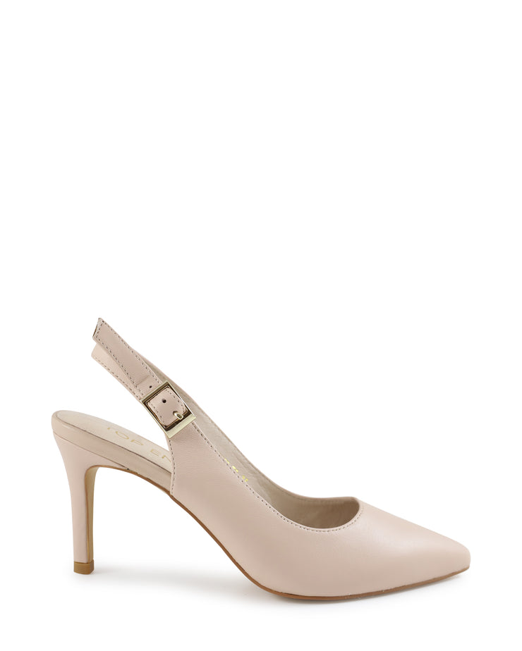 BECKIE-TO - Heeled Court Shoe