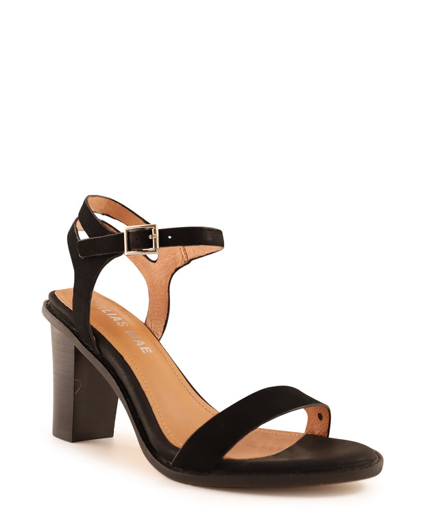 ERAND - Block Heeled Sandal