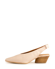 HAT - Slingback Court Shoe