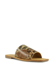 MILA - Flat Slide On Sandal