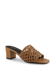 NARTILLA - Low Heeled Mule