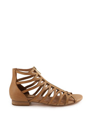 PONCHAS - Zip Up Sandal