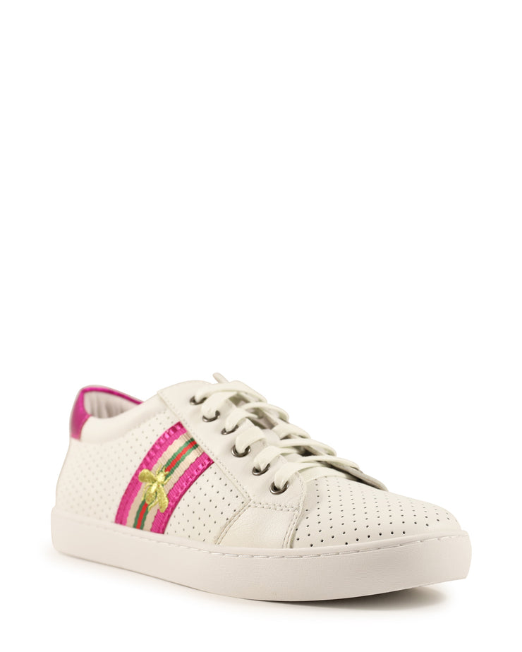 PRINCESS - Perforated Sneaker