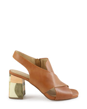 RENEA - Block Heeled Sandal