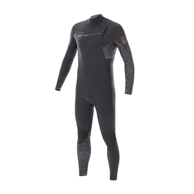 Picture Civic 3.2 Zip Free Mens Wetsuit - Black