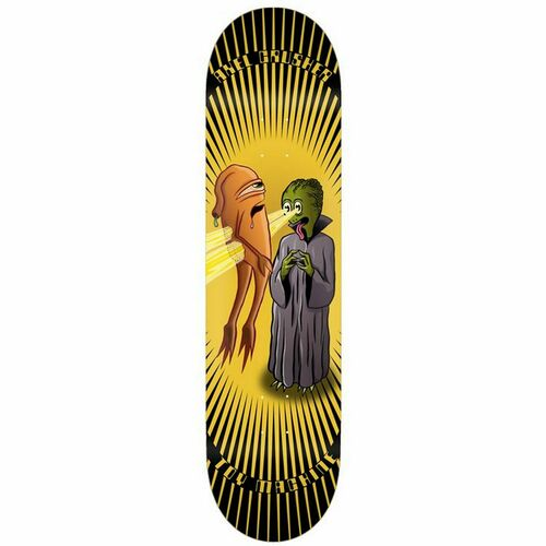 Toy Machine X-Ray Eyes Skateboard Deck - Axel Cruysberghs - 8.25