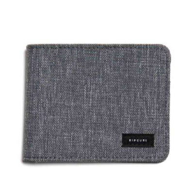 Rip Curl Cordura Pu All Day Wallet - Grey
