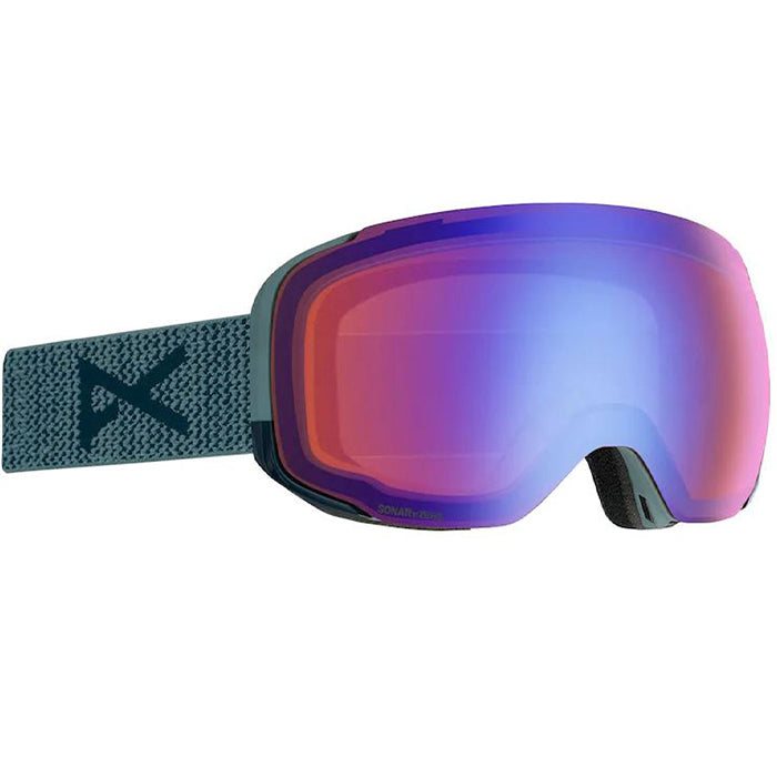 Anon M2 W/Spare Goggles Mens - Lay Back/Sonarblue