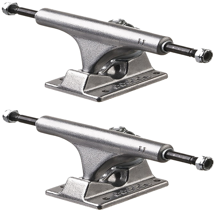 Ace Trucks 33 (5.375) - Raw Polished - MUST ADD 2 TO CART - TO MAKE A SET