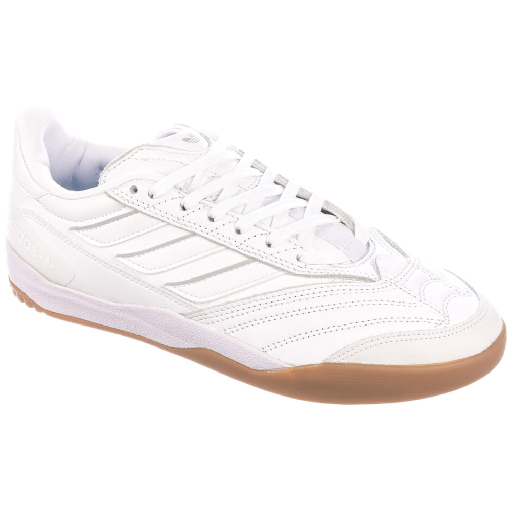 Adidas Copa Nationale Shoe - Mens Cwhite/Silver/Gum