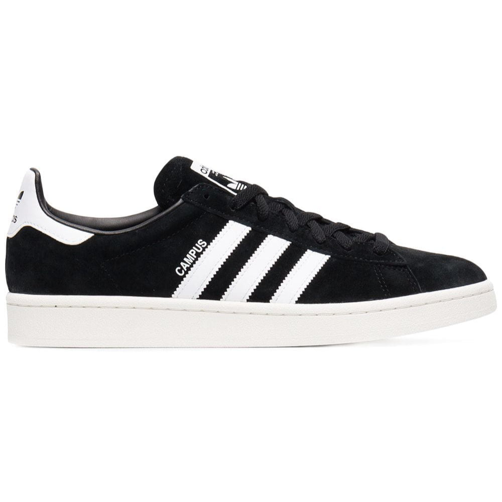 Adidas Campus Adv Shoes - CBlack/FTWhite/FTWhite - Mens
