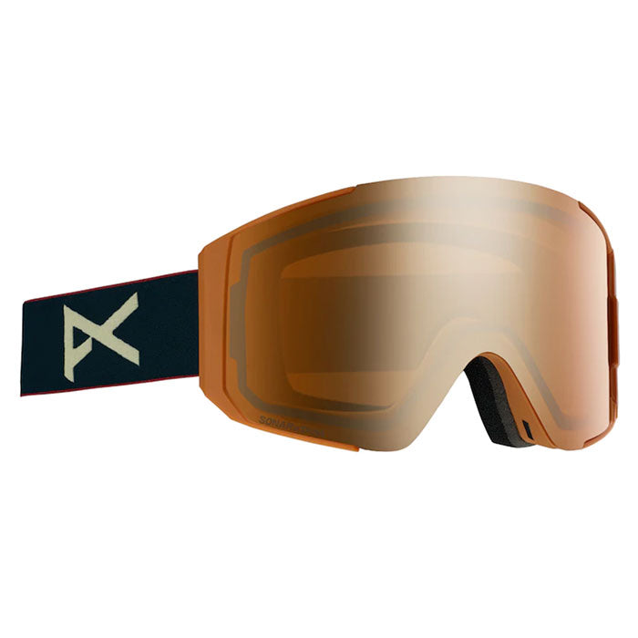 Anon Asian Fit Sync Goggles Mens - Royal/Sonar Bronze