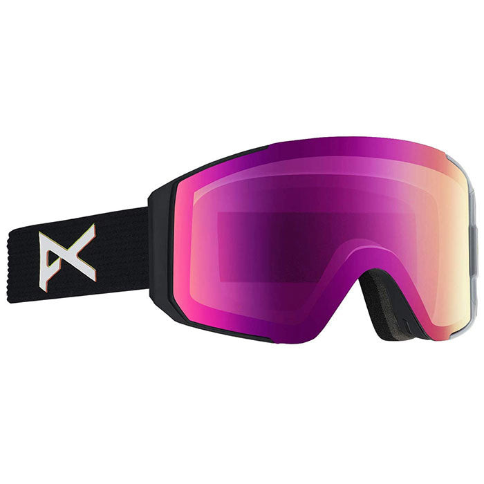 Anon Asian Fit Sync Goggles Mens - Trip/Sonar Pink