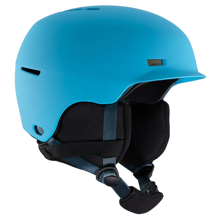 Anon Flash Helmet Kids - Blue