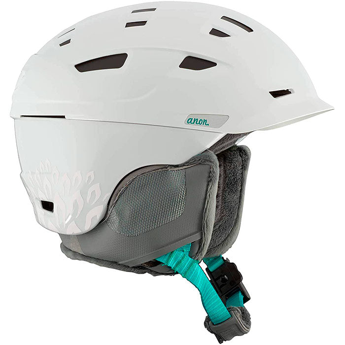 Anon Nova Mips Helmet Womens - Empress White - MEMBERS PRICE