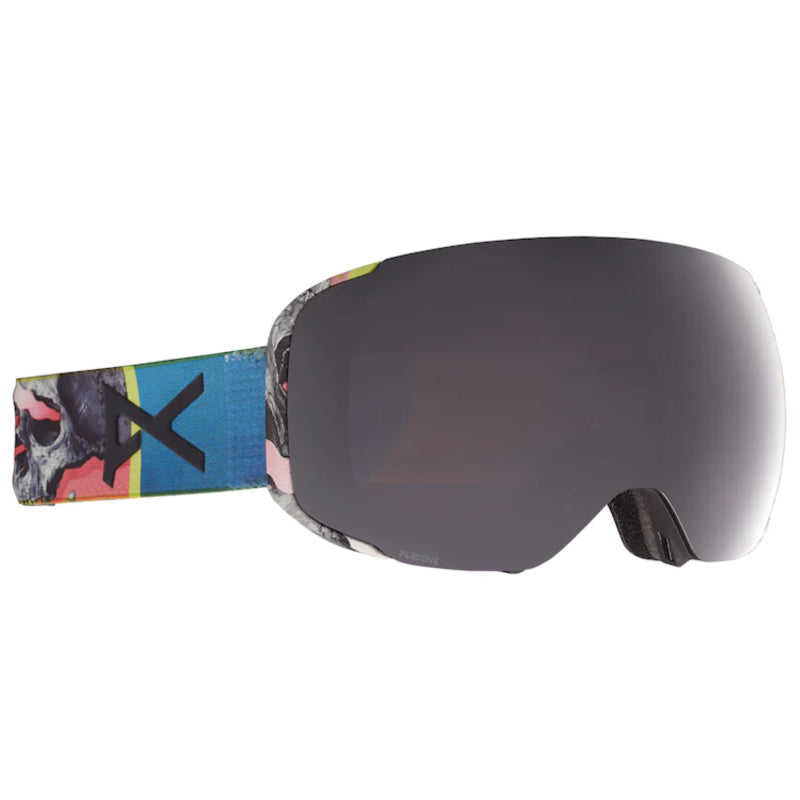 Anon M2 W/Spare Goggles Mens - Reeder/Perceive Sunny Onyx