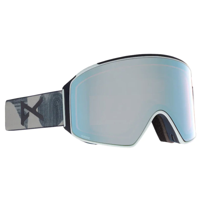Anon M4 Cylindrical Goggles Mens - Ty Williams/Perceive Variable Blue