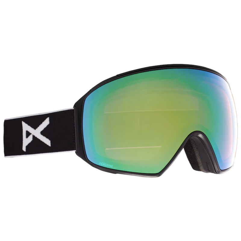 Anon M4 Toric Goggles Mens - Black/Perceive Variable Greene