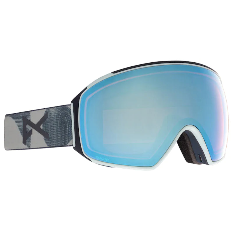 Anon M4 Toric Goggles Mens - Ty Williams/Perceive Variable Blue