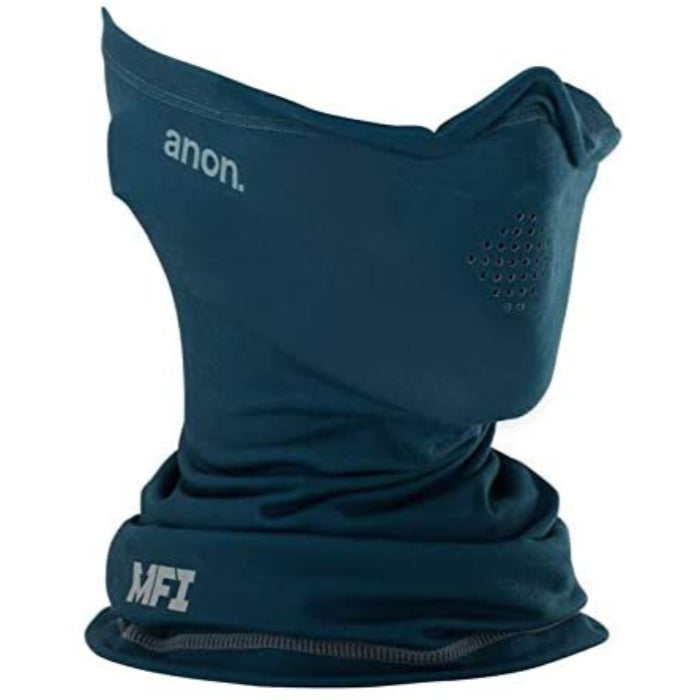 Anon MFI Lt Neckwarmer - Dark Blue