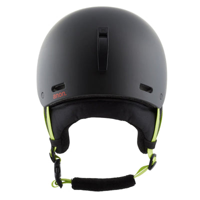 Anon Raider 3 Helmet Mens - Black Pop