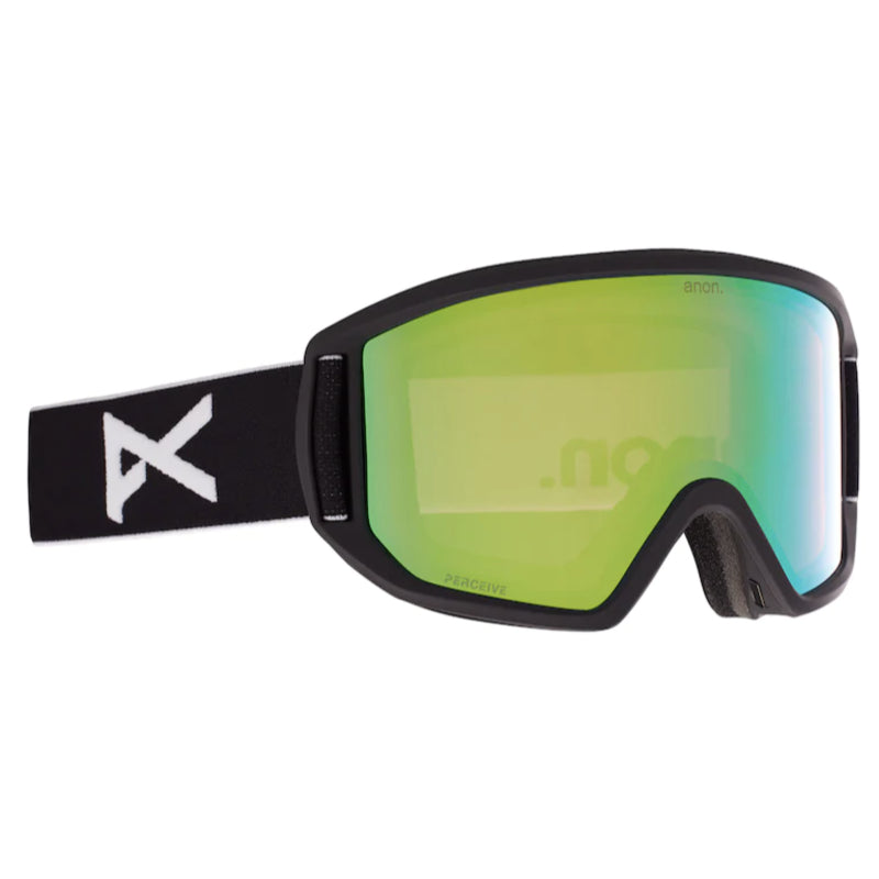 Anon Relapse Goggles Mens - Black/Perceive Variable Greene