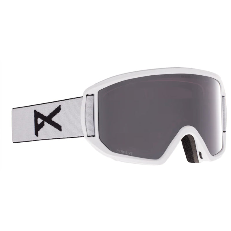 Anon Relapse Goggles Mens - White/Perceive Sunny Onyx