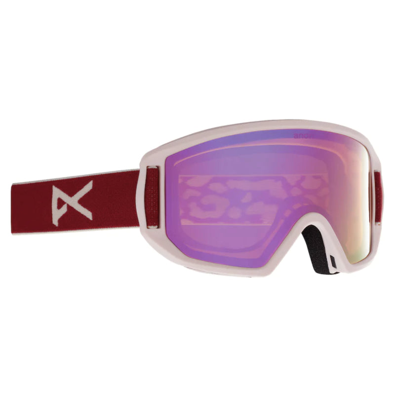 Anon Relapse Mfi Goggles Junior - Berry/Pink Amber