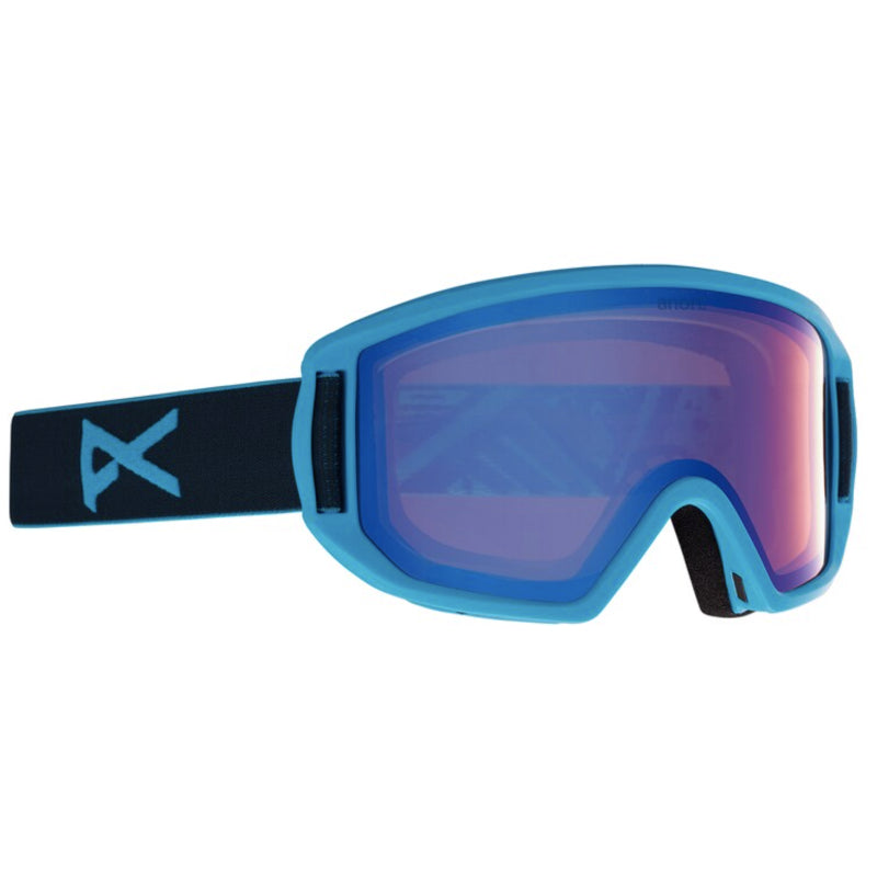 Anon Relapse Mfi Goggles Junior - Blue/Blue Amber