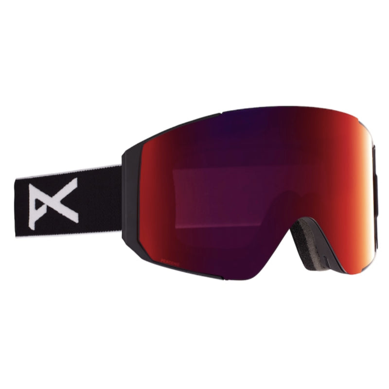 Anon Sync Goggles Mens - Black/Perceive Sunny Red