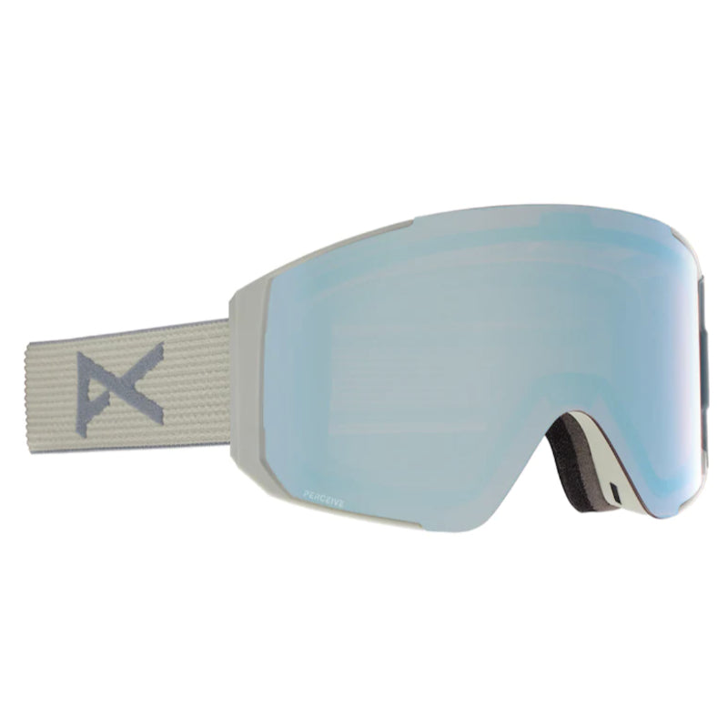 Anon Sync Goggles Mens - Gray/Perceive Variable Blue
