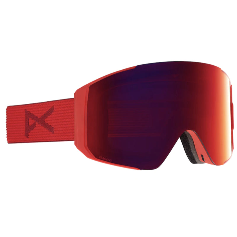 Anon Sync Goggles Mens - Red/Perceive Sunny Red