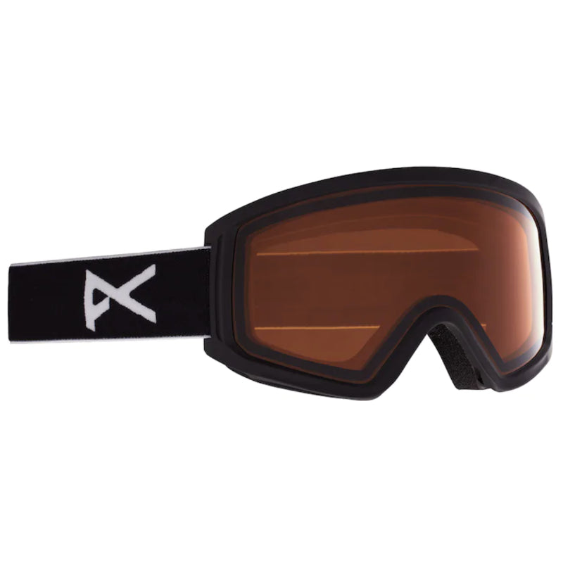 Anon Tracker 2.0 Goggles Kids - Black/Amber