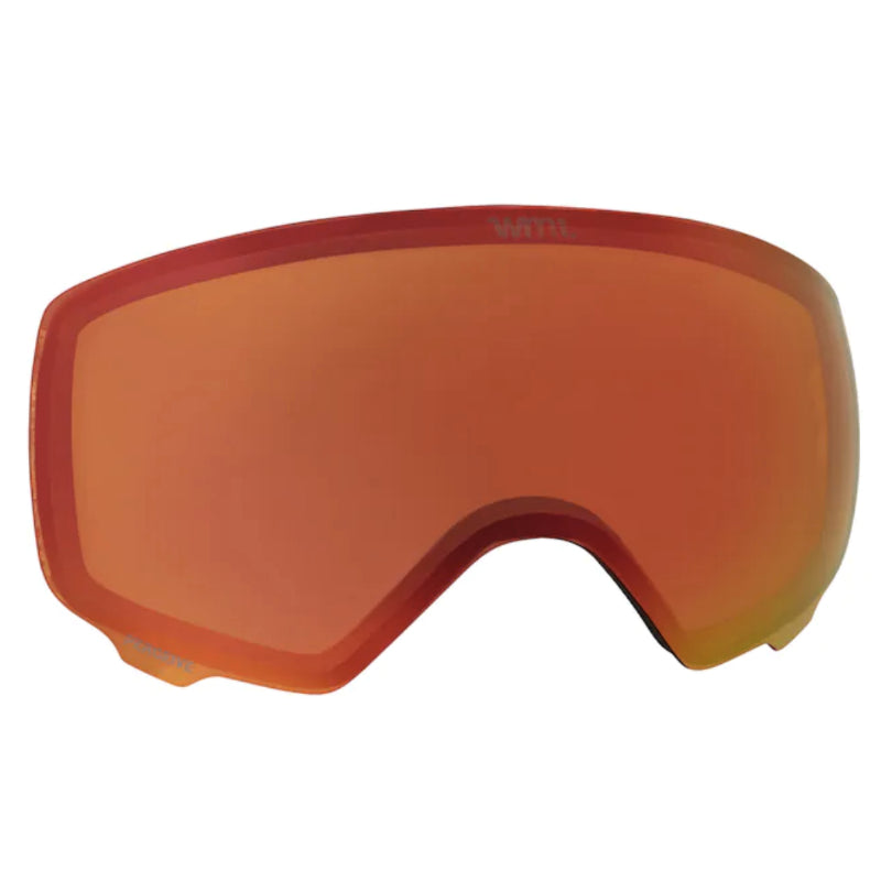 Anon Wm1 Goggle Lens - Perceive Cloudy Burst