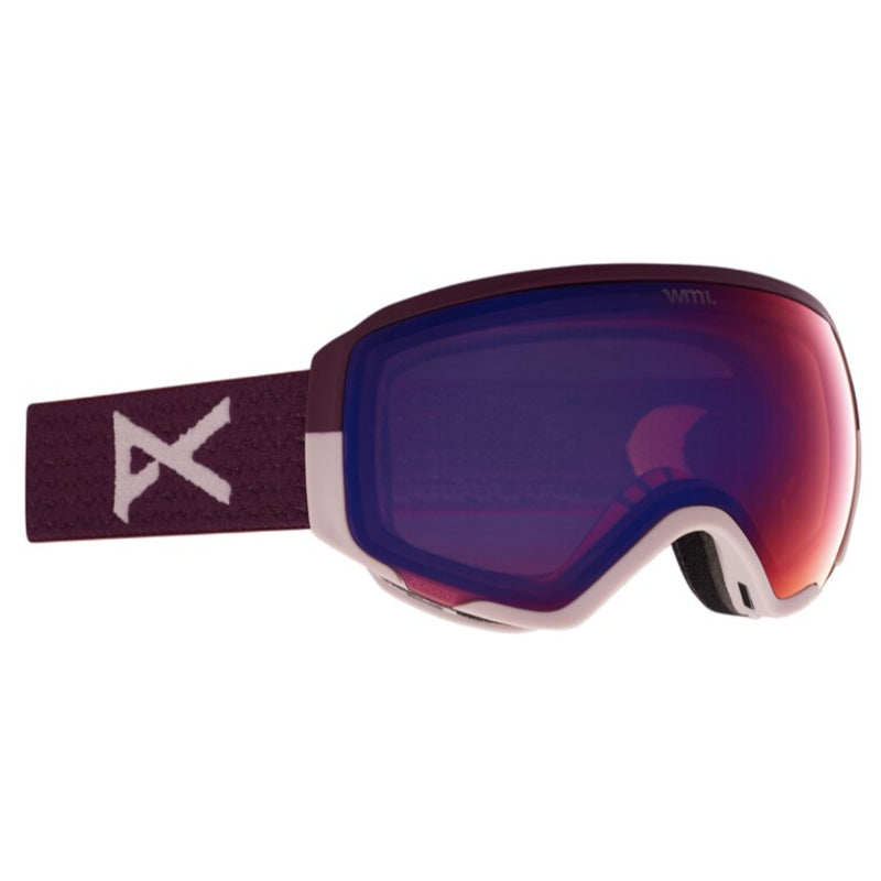 Anon Wm1 MFI W/Spare Goggles Womens - Purple/Perceive Variable Vlt