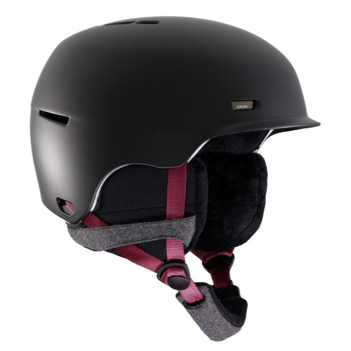 Anon Raven Helmet Womens - Black