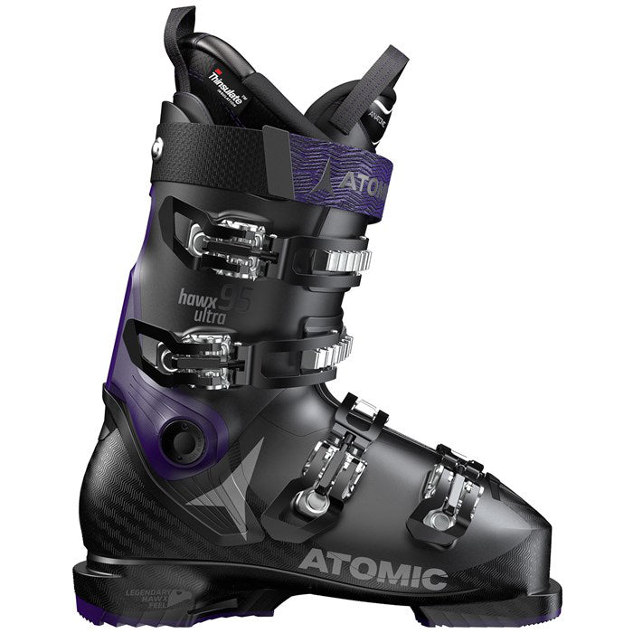 Atomic Hawx Ultra 95 Womens Ski Boot - Purple