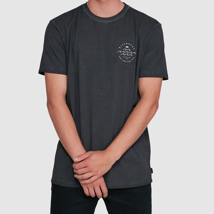 Billabong Big Wave Dave Tee - Mens - Black