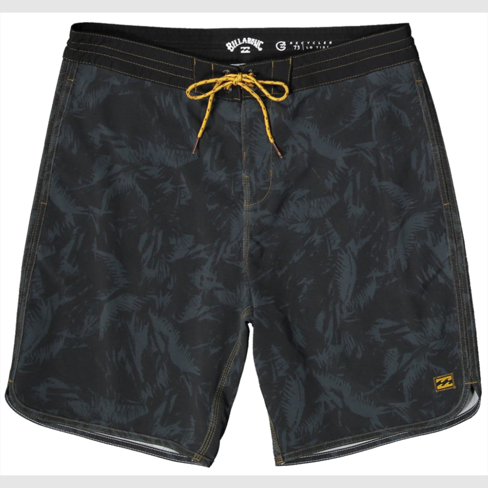Billabong 73 LT Mens Boardshort - Black Grey
