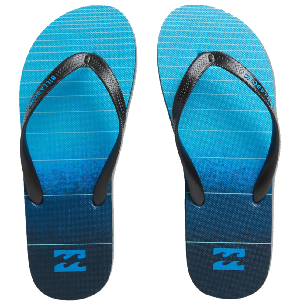 Billabong 73 Stripe Pro Thongs - Navy