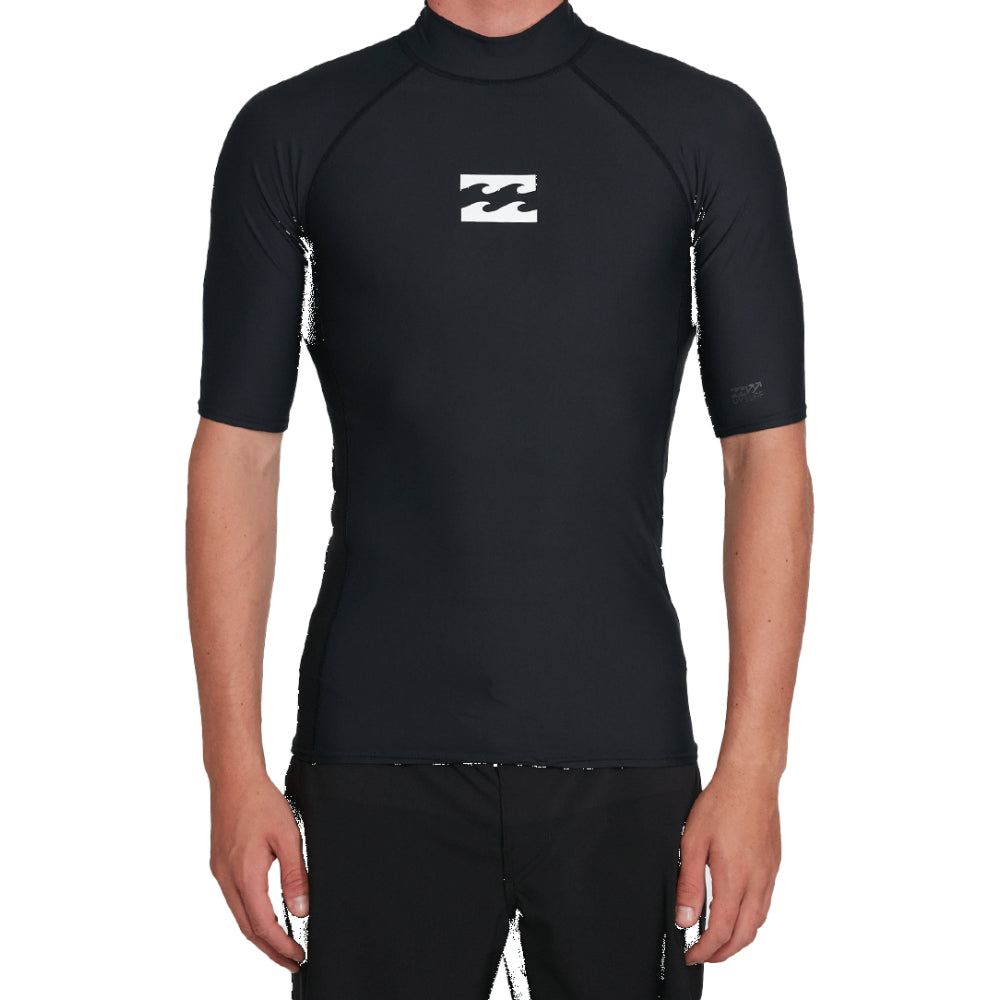 Billabong All day Wave PF SS - Black