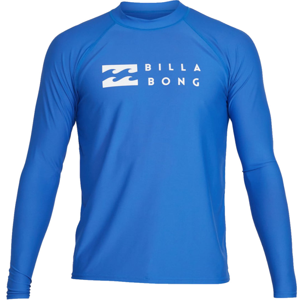 Billabong Boys Union RF LS - Cobalt