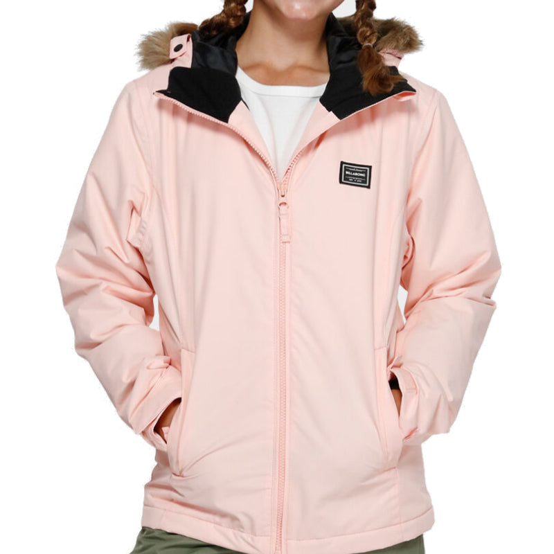 Billabong Teen Sula 2L 10K Jacket - Sun Peach