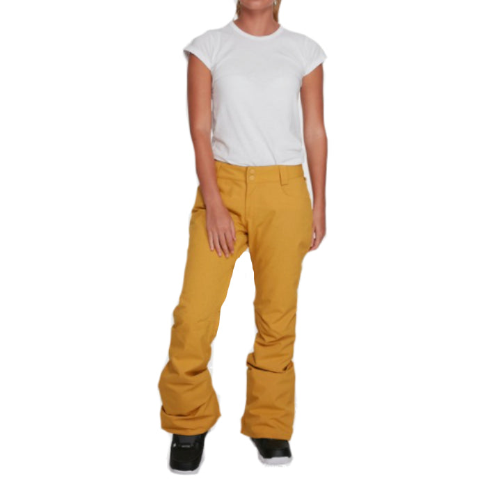 Billabong Terry Pants Womens - Tawny Oilve