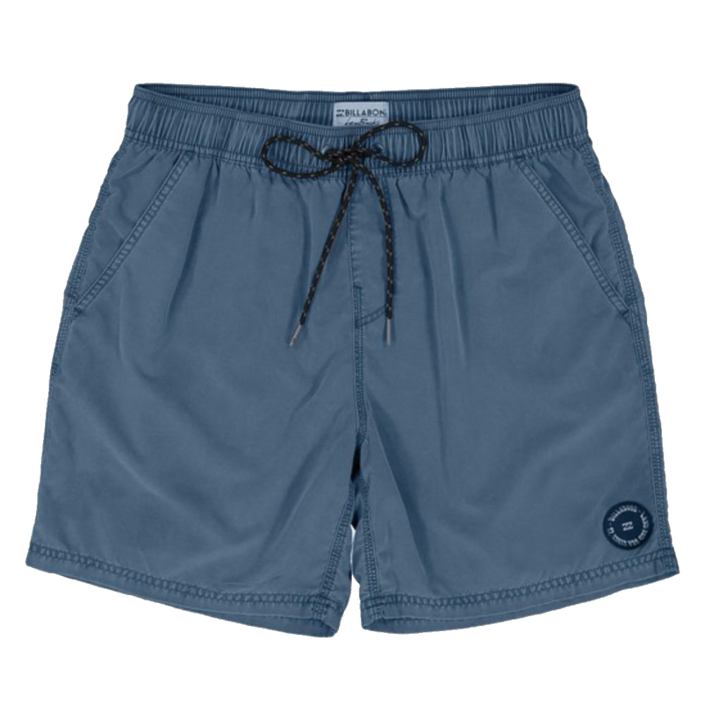 Billabong All Day Overdye Layback Boardshort Boys - Deep Blue