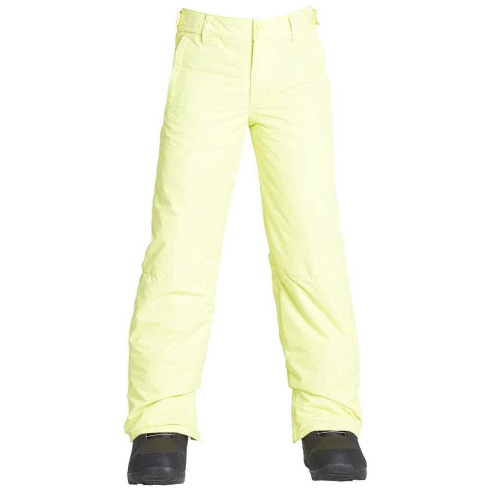 Billabong Grom 2L 10K Pants - Citrus